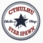 Cthulhu Star Spawn by Anthony Pipitone