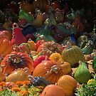 Plethera Of Pumpkins by T Powers