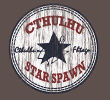 Cthulhu Star Spawn (distressed) One Piece - Short Sleeve