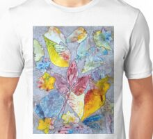 Fall Drawing Meditation Unisex T-Shirt