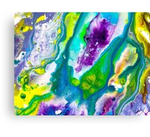 Friends Forever Abstract Canvas Print