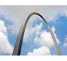 Gateway Arch Photographic Print