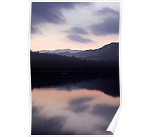 First blush Over Loughrigg Fell Poster