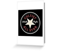 Cthulhu Cultist All Star Greeting Card