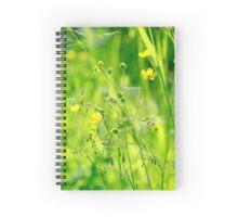 Buttercups Spiral Notebook