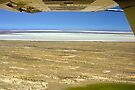 Flying over Lake Eyre, Outback South Australia 502 by haymelter