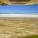 Lake Eyre, Outback South Australia  by haymelter