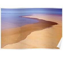 Lake Eyre, Outback South Australia 525 Poster