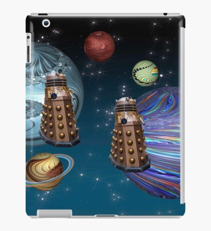 March Of The Daleks iPad Case/Skin