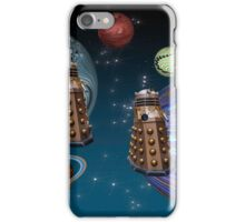 March Of The Daleks iPhone Case/Skin