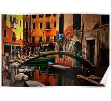 A Venice Neighborhood Poster