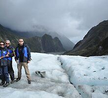 Fox Glacier NZ by Vicki Robinson