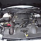 Ford Territory Diesel - Engine Bay by Joe Hupp