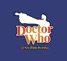 Ace Time Lord - 10th Version T-Shirt