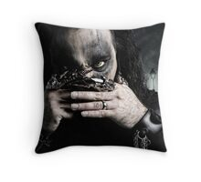 The Incomparable Mr Lynch Throw Pillow
