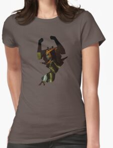 Midna - Princess of Twilight Womens Fitted T-Shirt
