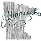 Minnesota State Typography by surgedesigns