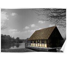 The Cottage at Blenheim Palace grounds Poster