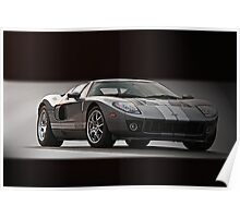 2006 Ford GT II Poster