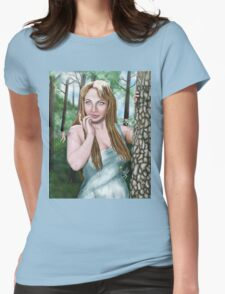 Wood Nymph Womens Fitted T-Shirt