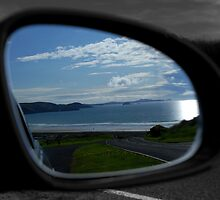 Rear view reflections by Aditya Sikaria