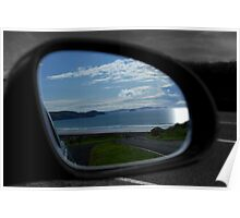Rear view reflections Poster