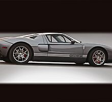 2006 Ford GT I by DaveKoontz