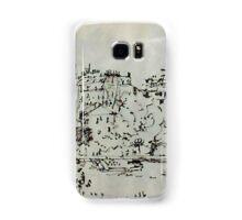 GB square Samsung Galaxy Case/Skin