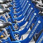 Melbourne Cycles by sparrowhawk