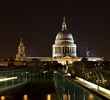 St Pauls by patricksharp