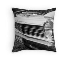 Front end Throw Pillow