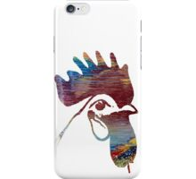 Angry Rooster iPhone Case/Skin