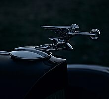 1935 Packard Hood Ornament by DaveKoontz