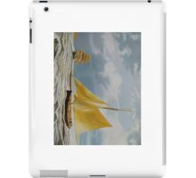 The Ghost Boat iPad Case/Skin