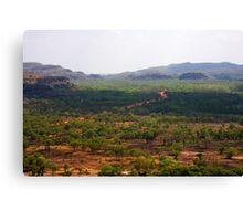 Arnhem Land - Northern Territory, Australia Canvas Print