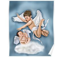 How Cherubs are born Poster