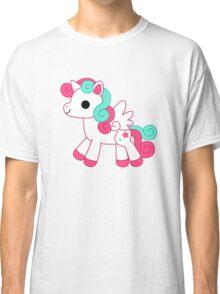 Candy floss alicorn Classic T-Shirt