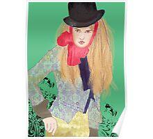female dandy Poster
