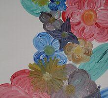 Flower Arranging 2 by MsHannahRB