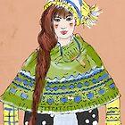 winter girl by Elisandra