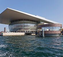 Copenhagen Opera by imagic