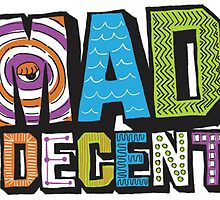 Mad Decent Color Logo by FeatherLigure