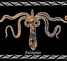 Loligo vulgaris - Squid by joancaronil