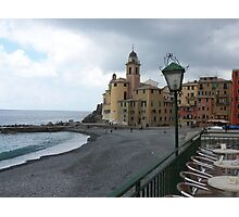 Camogli - Liguria -Italy -  europa -7000 VISUAL. 2015--- featured in Italia 500+-VETRINA RB EXPLORE 6 MARZO 2012 --- Photographic Print