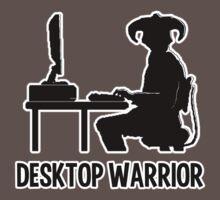 Desktop Warrior One Piece - Short Sleeve