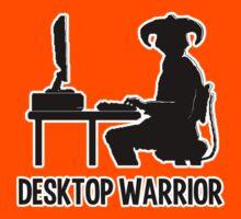 Desktop Warrior Kids Tee