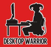 Desktop Warrior One Piece - Long Sleeve