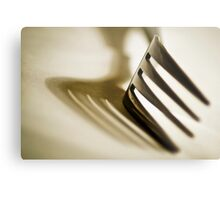 Utensil No1 Metal Print