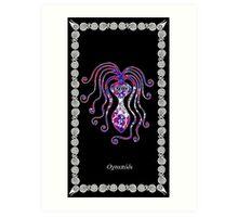Octopus vulgaris - Octopus Art Print