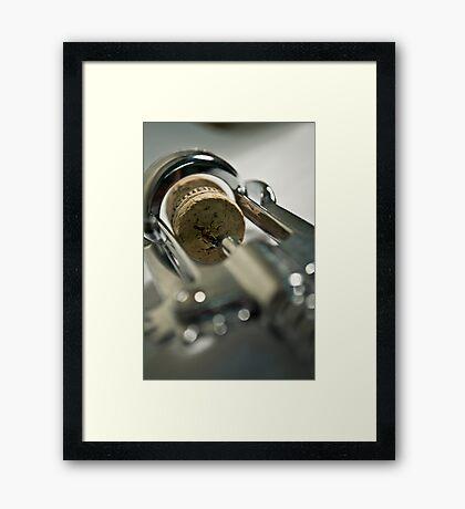 Utensil No2 Framed Print